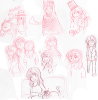 Lucahjins EVERYWHERE by Somerandomfan