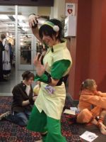 Toph - ASTL 2011 by PuddingMcMuffin