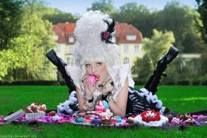 Marie Antoinette 3 by hoschie