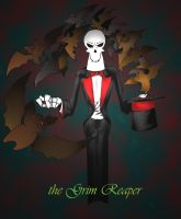 The Grim Reaper by Cyber-Ghost