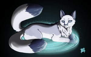 Fox of Light by ChibiCorporation