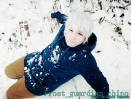 Jack Frost is coming to town by chinoLOVElric