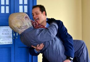 Jack Harkness: Anything that moves by StrangeStuffStudios