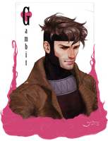 Gambit by Guilhcrmc