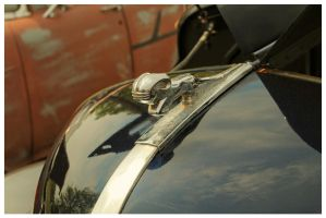 Cool Old Dodge Truck - Hood Ornament by TheMan268