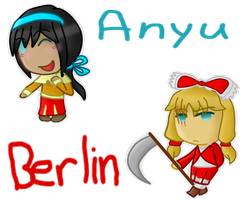 Anyu and Berlin [PCM] by poi-rozen