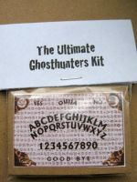 Ghosthunters Kit by SpellsNSpooks