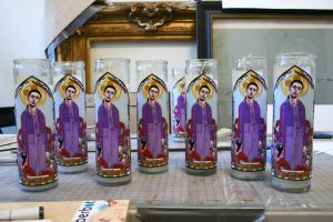 The Jesus candles by theirison