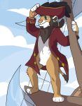 The Flying Lion Captain by go-ccart