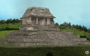 The Palenque model by Chronophontes