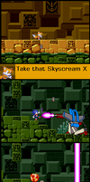 SDB Sonic Underwater Rescue 4 by skyscream1