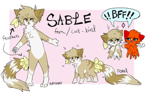 sable ref 2k14 by mirakihito