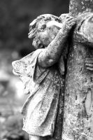 Cherub and the Cross by swampfoxinsc