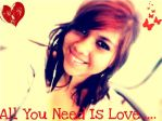 All you need is love.... by Sonamyfan115