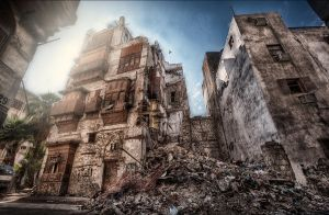 urban decay by anythingbx