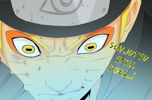 Naruto 642: Senjustu Still Does...! by ThePolishFox