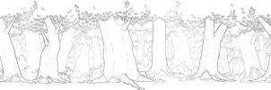 Forest layout 1 of 5 by Sheharzad-Arshad