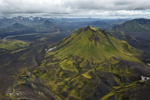 Icelandic Highlands by Bakisto
