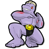 My Machoke by CatchShiro