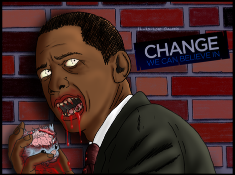 Obama FEEDS by charrio
