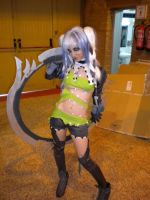 Tira - Soul Calibur 5 by Hana-Zone