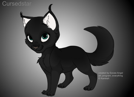 Cursedstar -Kitten Maker- by insanityNothing