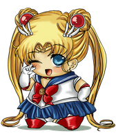 Sailor chibi by Rochioo