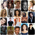 Greek Gods Movie Dream Cast by Katsa-Azurefyre