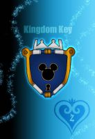 Keyshield - Kingdom Key - by WeapondesignerDawe