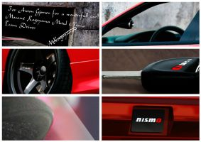 Nissan 300ZX Close Ups by antongj