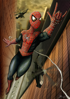 Spidey by Telmand