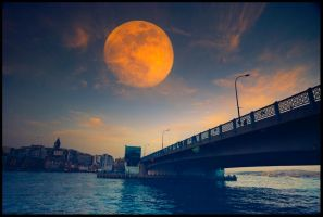 moon bridge by 1poz