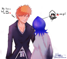 IchiRuki --- We miss you by tomoyoyo