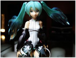 Miku append - Open your eyes by Karinui