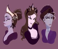 Countesses by Dykah