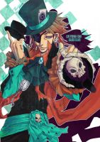 Collab : Mad Hatter by Ellana01