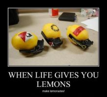 Aperture Science Lemon-ades by Demotivator13