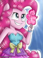 Here! Have a cotton candy! by ShootingFeather