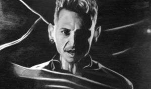 Let Down(Chester Bennington) by AdmirerOfLife