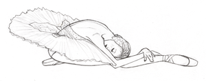 VII. The Dying Swan by hilarity