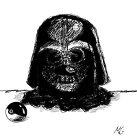 Darth Diglett (request) by doormatt74