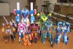 1986 Movie Autobots Complete! by BoggeyDan
