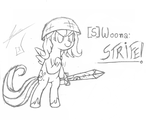 [S] Woona: STRIFE! by jotacepece
