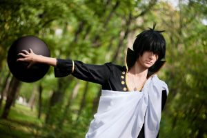 Fairy Tail - Zeref 06 by YukiRichan