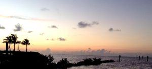 Key Largo Sunrise 1 by StormyCatArtist
