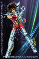 Saint Seiya Bronze by Juni-Anker