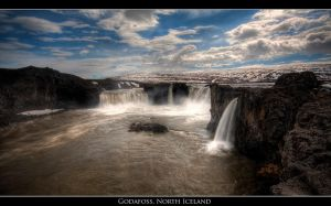 Godafoss by Dee-T
