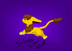 New ID by silverlionwolf