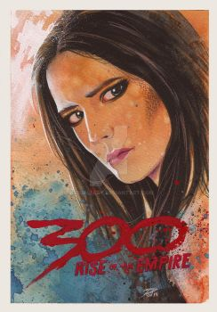 Artemisia- 300 rise of an empire by RodGallery