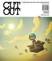 CUTOUT magazine competition by mclelun